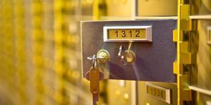 safety deposit boxes Birmingham