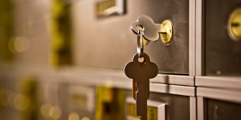 Safety Deposit Boxes UK